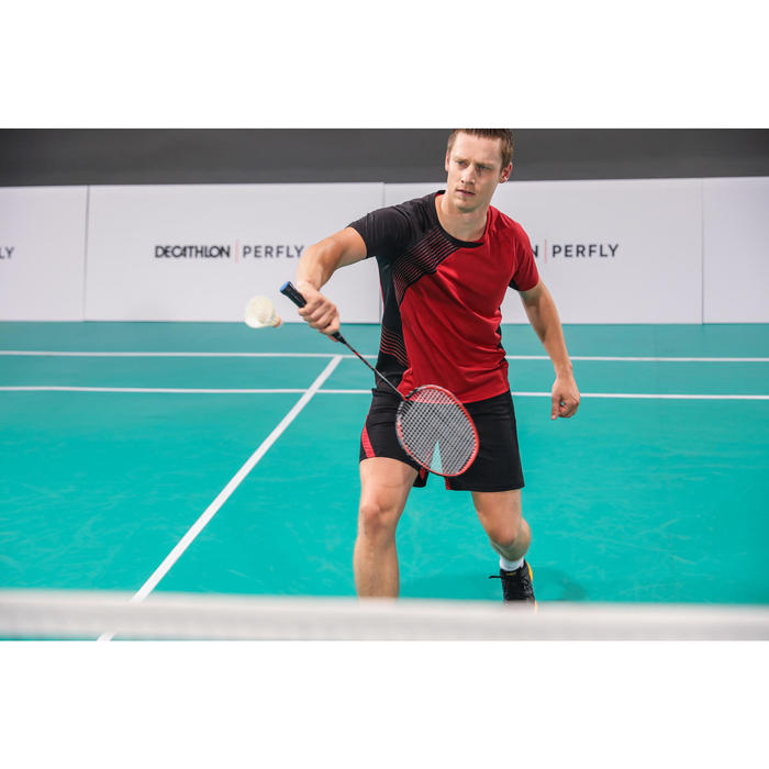 Badmintonschoenen heren BS 530 zwart