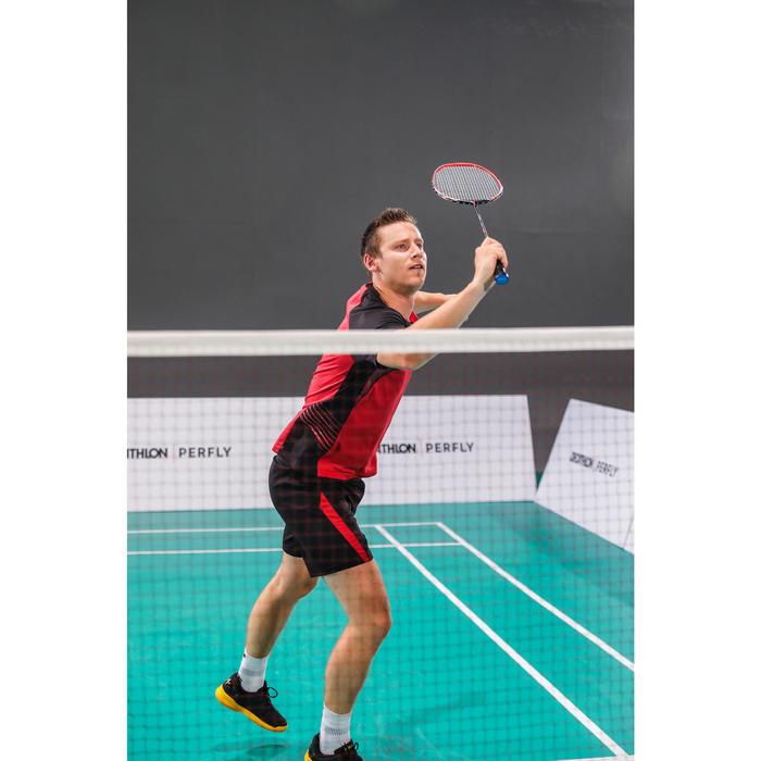 Raquette De Badminton Adulte BR 530 - Orange Foncé