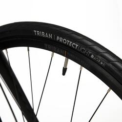 Triban RC 500 Cycle flat bar Touring Road Bike CN