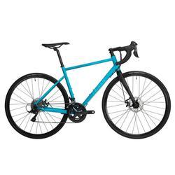 700C RC 500 Aluminium Road Bike - Light blue