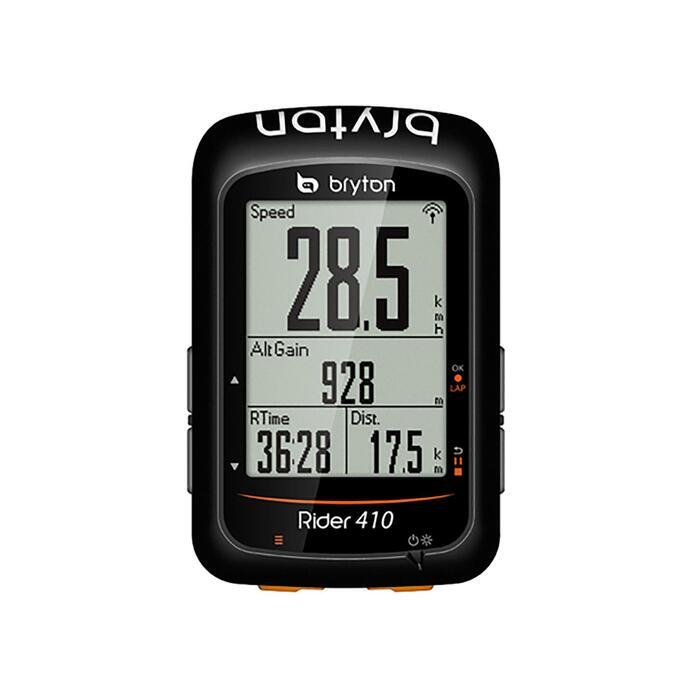 COMPTEUR VELO GPS BRYTON 410E