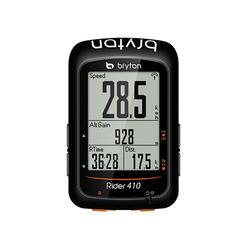 Fietscomputer met GPS Bryton 410E