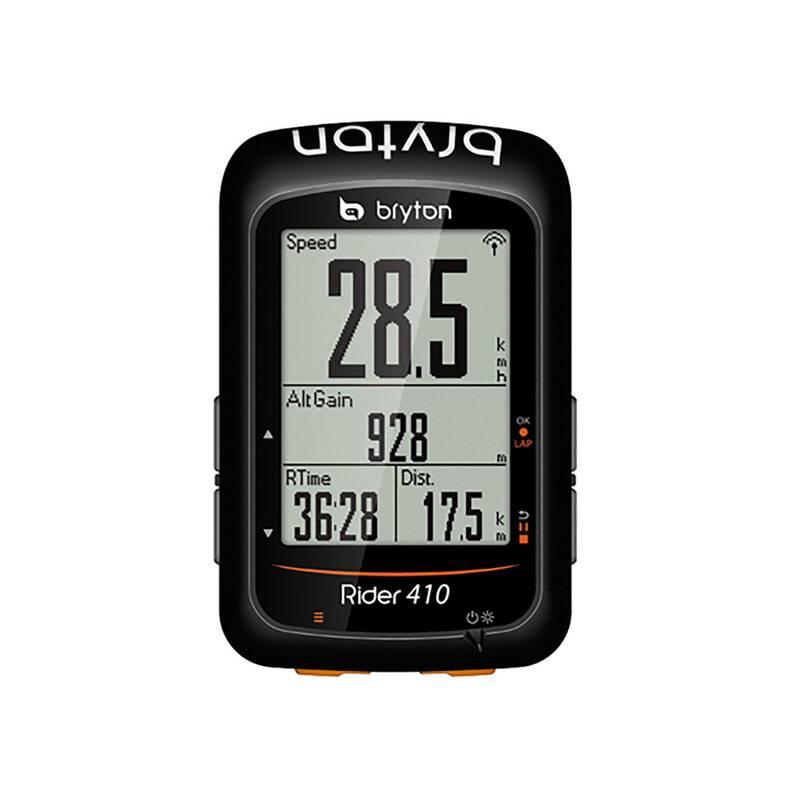 CYKLO TACHOMĚRY Cyklistika - BRYTON RIDER 410 E BRYTON - Příslušenství na kolo