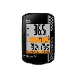 Cuentakilómetros BICICLETA GPS Bryton Rider 10