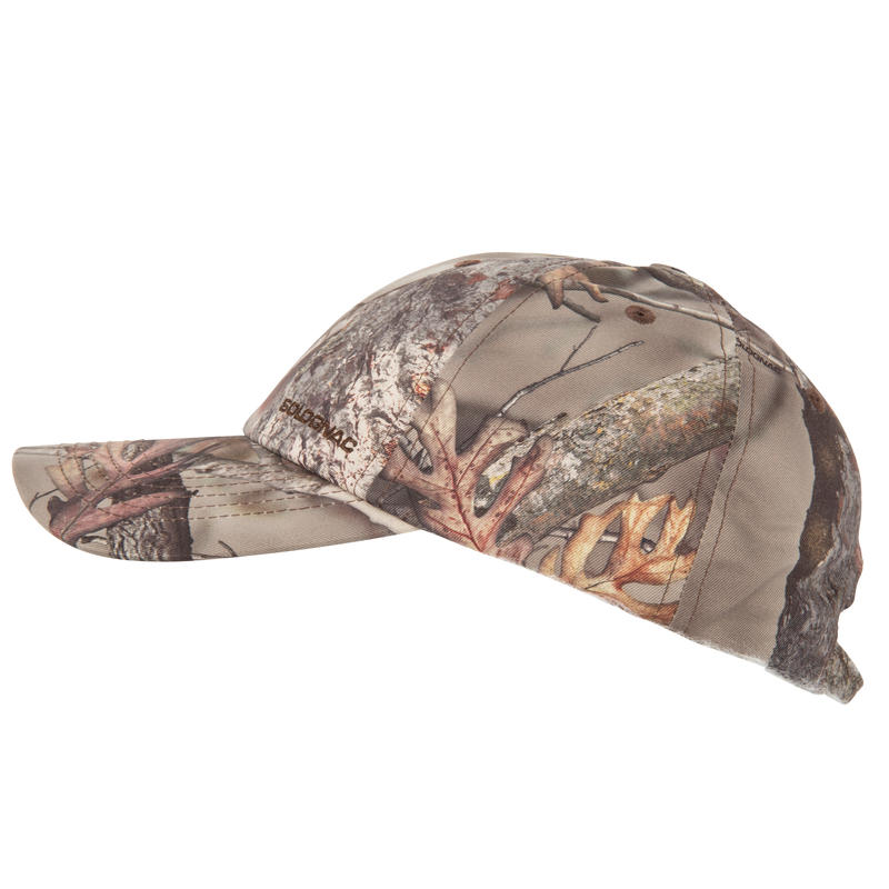 A100 Breathable Hunting Cap - Camo