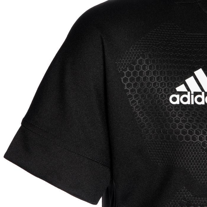 0523bf040 Camiseta de rugby réplica All Blacks local júnior negro 2019 Adidas ...