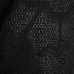 Rugbyshirt voor kinderen replica All Blacks thuis zwart