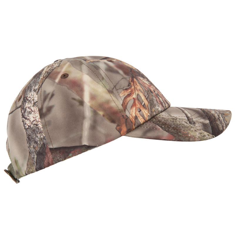 ACTIKAM Wild Discovery Cap 100 - Woodland Camouflage