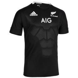 Rugbytrikot Replica Neuseeland 2019 Erwachsene schwarz