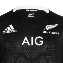 Camiseta Rugby Adidas Réplica All Blacks local 2019 adulto negro