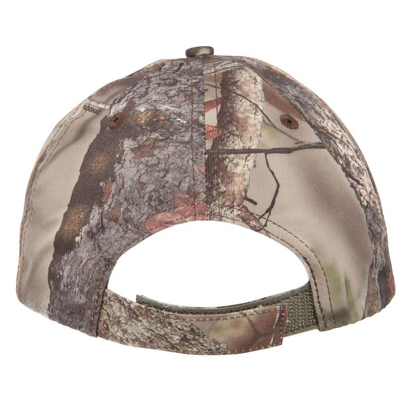 CAMO BROWN ACTIKAM 100 HUNTING CAP