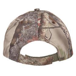 Camouflagepet voor de jacht 100 bos