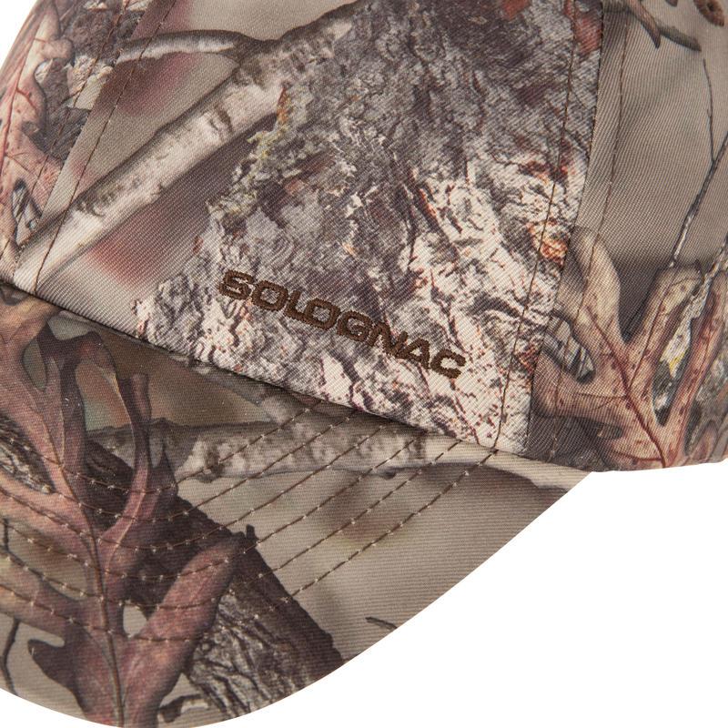 หมวกส่องสัตว์รุ่น ACTIKAM 100 (สีน้ำตาลลายพราง)
