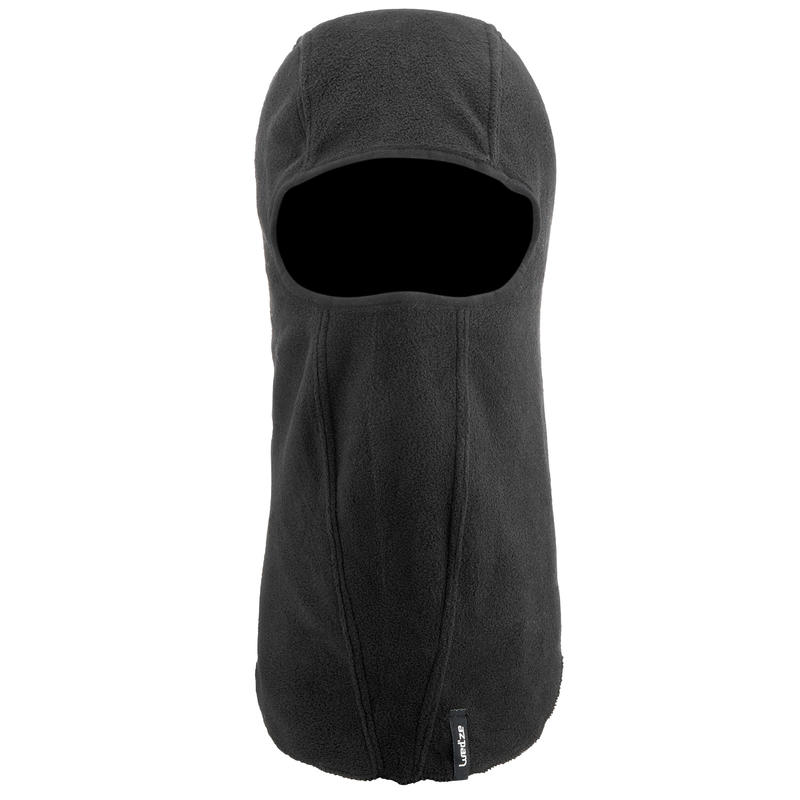 Adult Ski Fleece Balaclava - Black