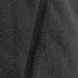 Unterhelmmütze Sturmhaube Ski Fleece Erwachsene schwarz