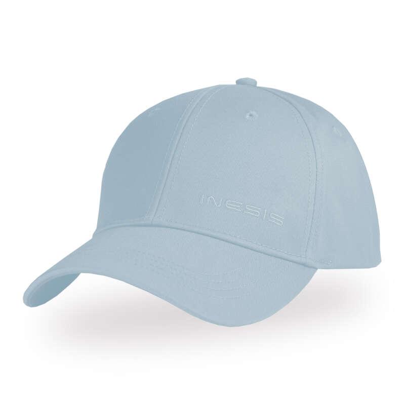 GOLFKEPSAR OCH BÄLTEN Golf - Golfkeps isblå INESIS - Golfkläder och Golfskor