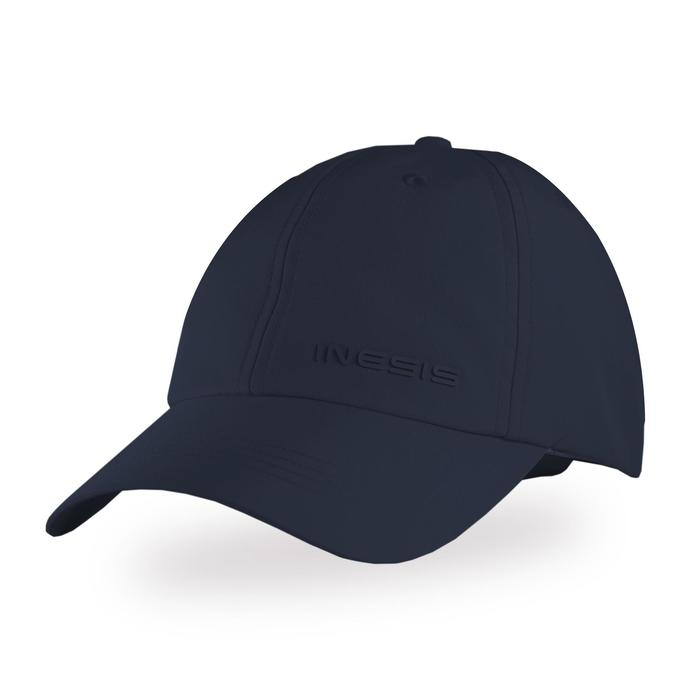 Golfpet voor volwassenen marineblauw