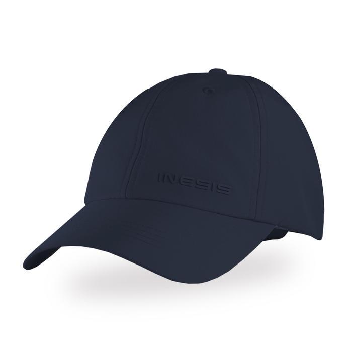 Gorra de golf azul marino para adulto
