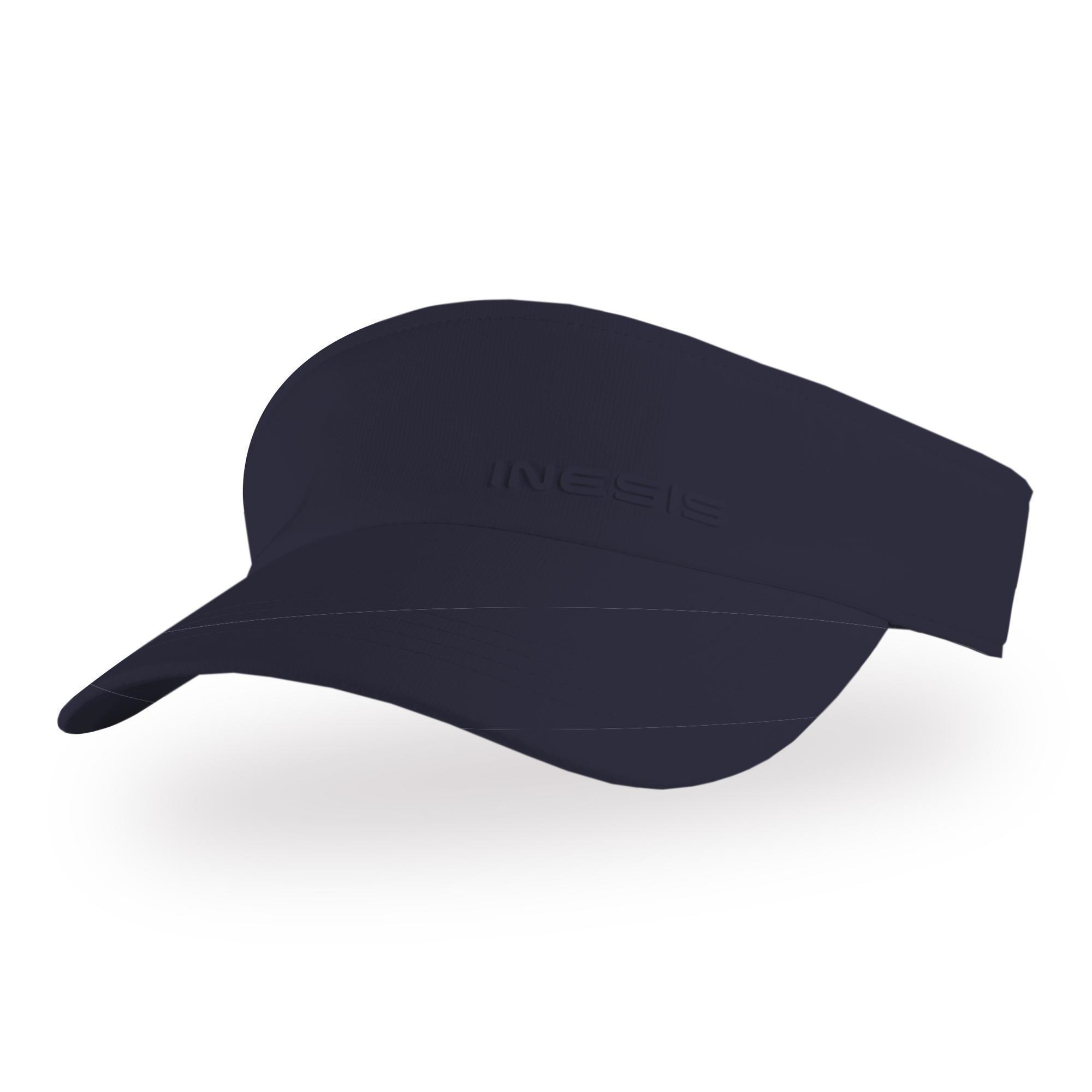 Golf Visor marineblau | Accessoires > Caps > Visors | Blau | Inesis