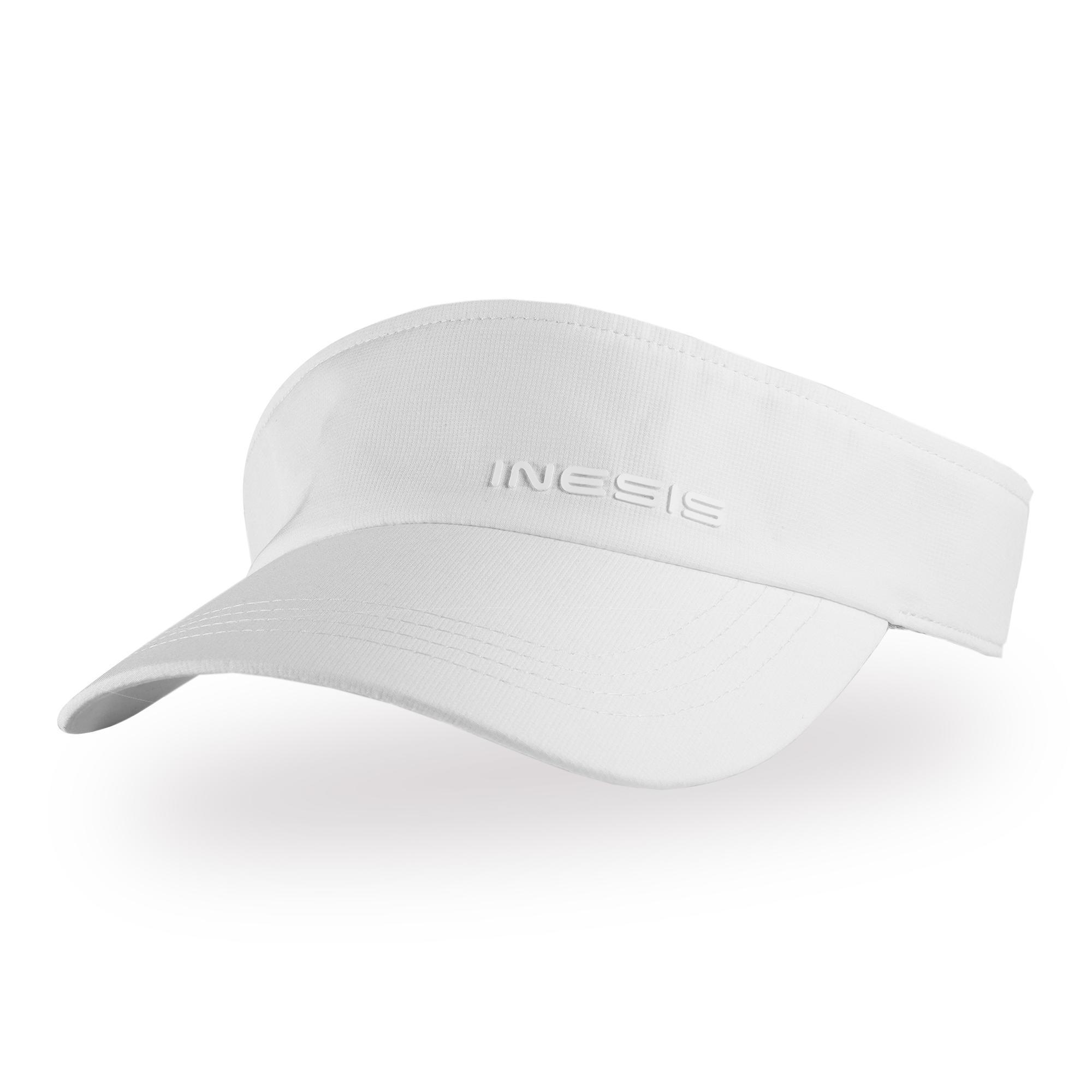 Golf Visor weiß | Accessoires > Caps > Visors | Inesis