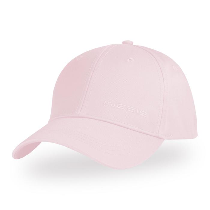 CASQUETTE ADULTE ROSE PALE