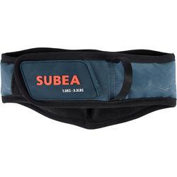 Lastre Cuello Buceo Subea FRD500 1,5Kg