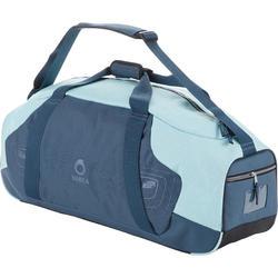 Scuba-diving bag 70 litres - grey/light green