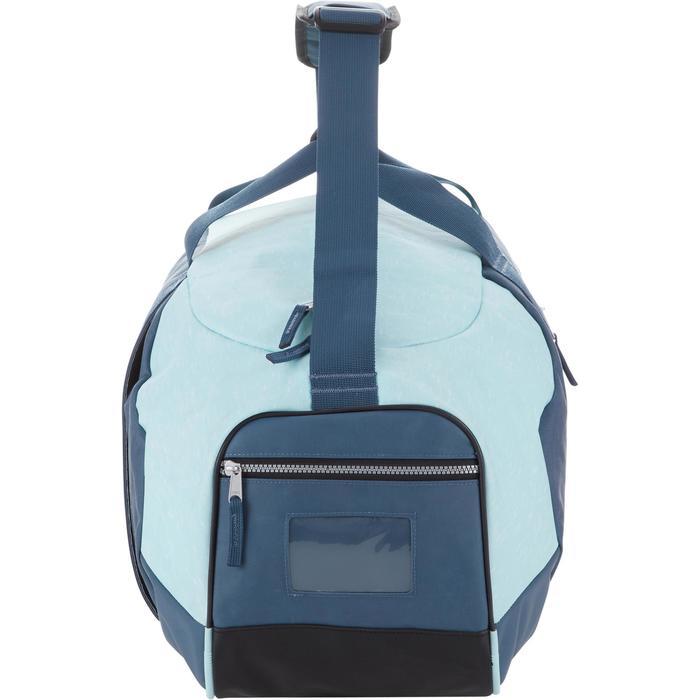 Sac de plongée sous-marine SCD 70 litres gris/vert pale