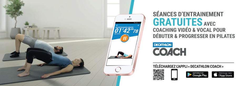 decathlon coach pilates