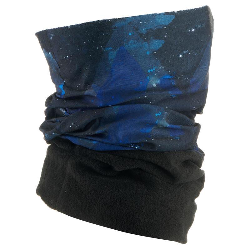 HUG GALAXY SKIING ADULT NECK WARMER BLACK  4457ded68e8a