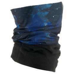 Nekwarmer ski volwassenen Hug Galaxie zwart
