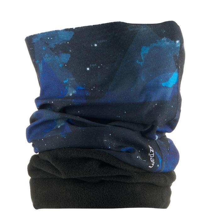 Schlauchschal Hug Galaxie Erwachsene schwarz