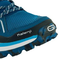 Trailschoenen voor heren Kiprun Trail MT blauw/turquoise
