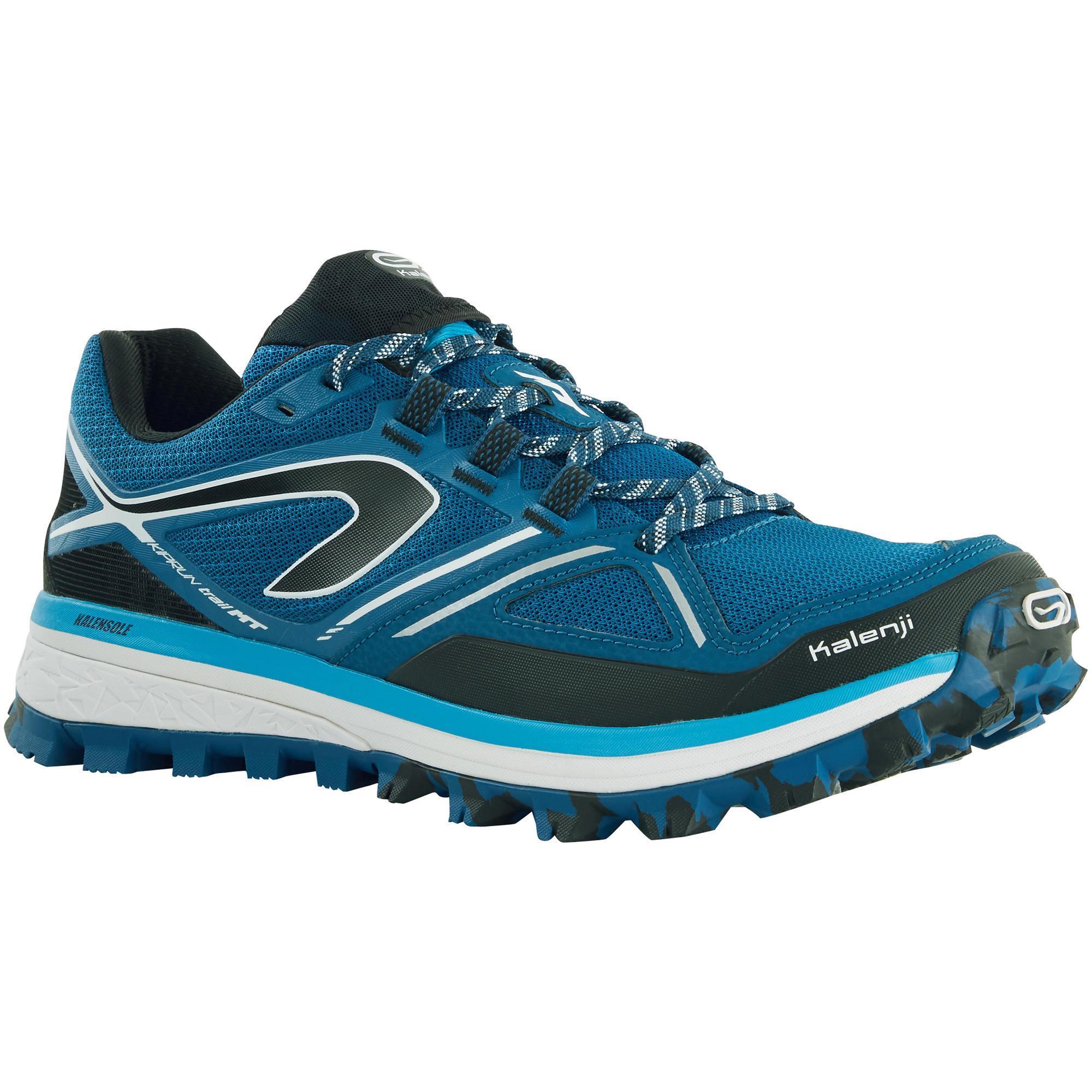 meilleur authentique rechercher le dernier livraison gratuite Chaussures trail pour homme | Decathlon