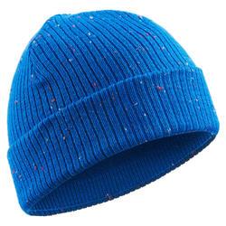 CHILD'S SKI HAT FISHERMAN BLUE