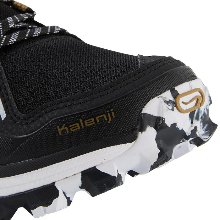Trailschoenen voor heren Kiprun MT zwart/brons