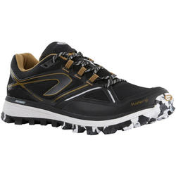 KIPRUN MT MEN'S TRAIL RUNNING SHOES - BLACK/BRONZE
