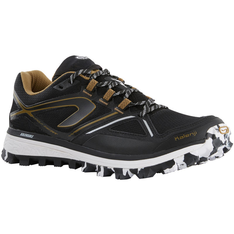look good shoes sale official images sports shoes Men's Trail Running Shoes Kiprun MT - black/bronze