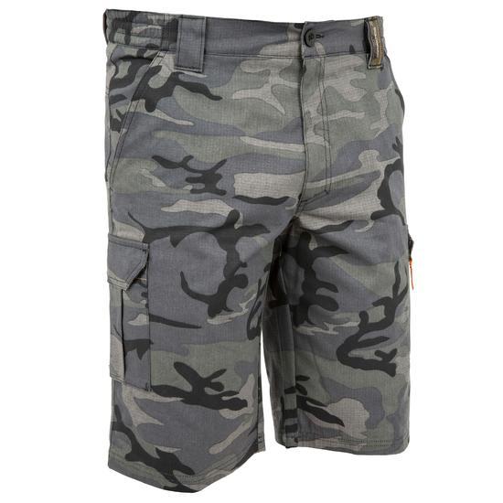 Bermuda 500 camouflage woodland - 160334