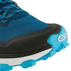Zapatillas Trail Running Kalenji Kiprun Race 4 Hombre Azul/Blanco/Negro