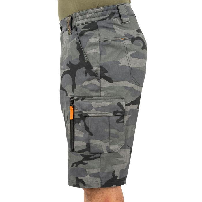 500 Camouflage hunting Bermuda half tone green - 160335