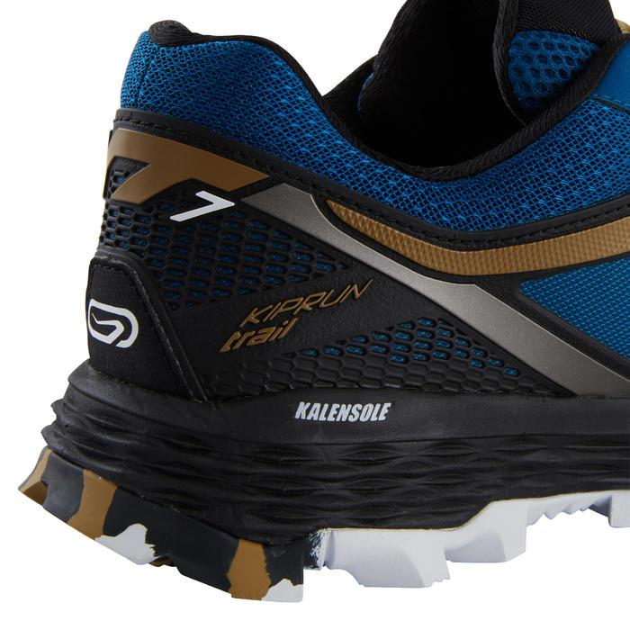 Giày chạy bộ địa hình Kiprun XT7 cho nam - Xanh dương/Đồng