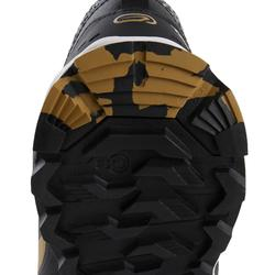 TR MEN'S TRAIL RUNNING SHOES - BLACK/BRONZE