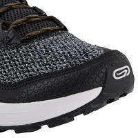 Calzado Trail Running  TR Hombre Negro/Gris Carbón