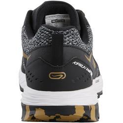 Zapatillas de trail running para hombre TR negro y bronce
