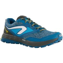 Men's Trail Running Shoes TR - Blue and Yellow