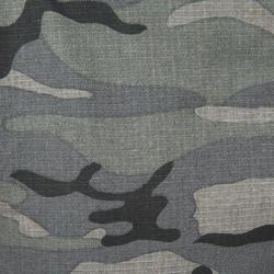 Bermuda 500 camouflage woodland black