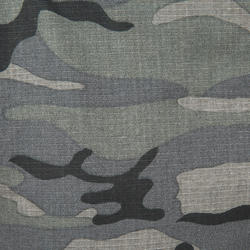 Bermuda 500 camouflage woodland noir