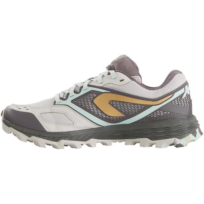 Zapatillas de trail mujer XT7 lila dorado