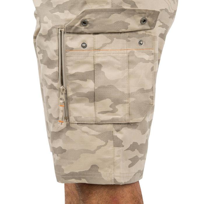 500 Camouflage hunting Bermuda half tone green - 160365